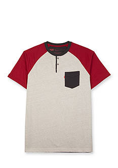 Levi's Wally Single Dye Snow Jersey Shirt