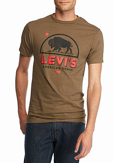 Levi's Buffalo Graphic Tee