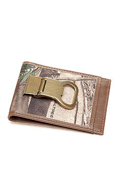 Saddlebred Realtree Camo Front Pocket Wallet