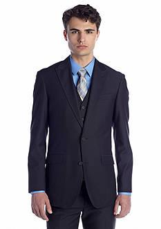 BUFFALO DAVID BITTON Trim Fit Suit Separate Peak Coat