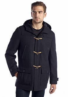 Nautica Wool Toggle Coat