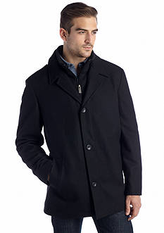 Nautica Wool Walking Coat
