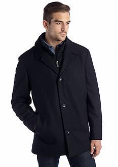 Nautica Wool Walking Coat