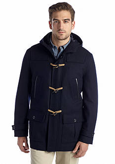 Nautica Wool Toggle Coat