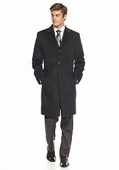 Nautica Classic Tweed Top Coat