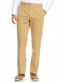 Nautica Classic-Fit Flat-Front Suit Separate Pants