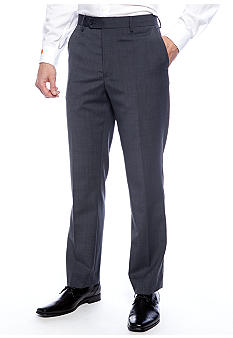 Nautica Flat Front Travelwear Dress Pants