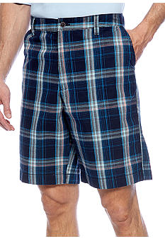 Ocean & Coast Boardwalk Plaid Shorts