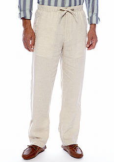 Ocean & Coast™ Loose Fit Toes In The Sand Flat Front Pants