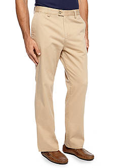 Ocean & Coast™ Straight Fit Charleston Flat Front Pants