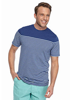 Ocean & Coast Short Sleeve Nautical Stripe T-Shirt