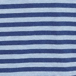 Short Sleeve T-shirts for Men: Blue Eve Ocean & Coast Short Sleeve Nautical Stripe T-Shirt