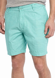 Ocean & Coast Flat Front Slub Shorts