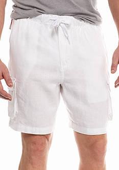 Ocean & Coast Linen Cargo Shorts