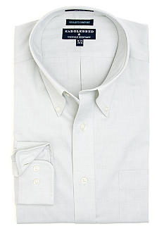 Saddlebred® 100% Cotton Wrinkle-Free Dress Shirt