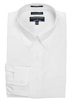 Saddlebred Wrinkle-Free Dress Shirt