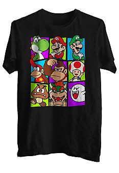 Fifth Sun Nintendo Cast Tee