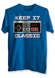 Fifth Sun™ Nintendo Keep It Classic Tee