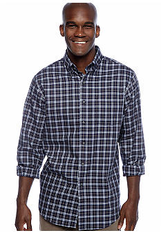 Black Brown 1826 Da Vinci Plaid Shirt