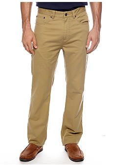 Black Brown 1826 Calvary Twill Pants