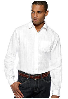 Black Brown 1826 Gary White Grid Shirt