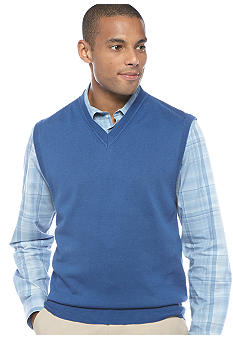 Supima Sweater Vest