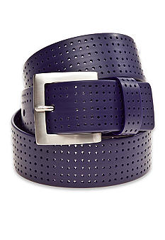 Pro Tour Silicone Perforated Belt