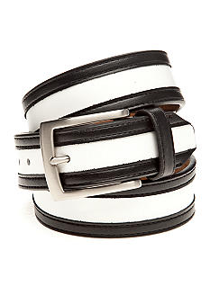Pro Tour Center Bar Stripe Belt