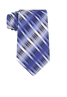 Van Heusen Crosshatch Plaid Tie