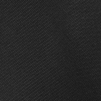 Men: Neckties Sale: Black Van Heusen Iridescent Solid Tie
