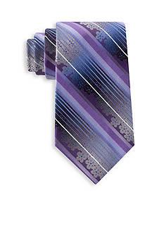 Van Heusen Daisy Stripe Tie