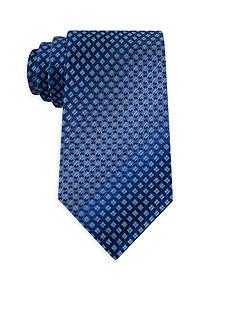 Van Heusen Square Un-Solid Solid Tie