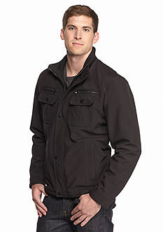 MICHAEL Michael Kors Big & Tall Soft Shell Four Pocket Jacket