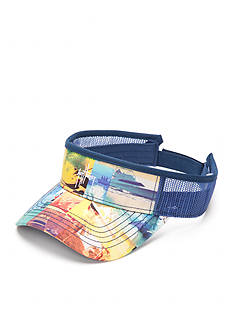 Guy Harvey Patchwork Visor