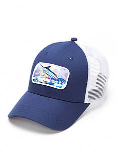Guy Harvey Old Man & The Sea Trucker Hat