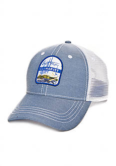 Guy Harvey Retronator Trucker Hat