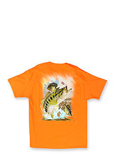 Guy Harvey Short Sleeve Spinner Graphic Tee