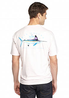 Guy Harvey Short Sleeve Clipper Graphic Tee