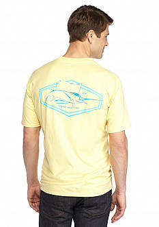 Guy Harvey Short Sleeve Wedge Graphic Tee