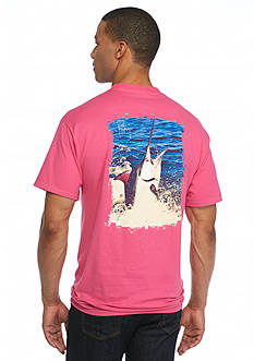 Guy Harvey Short Sleeve Trigger Graphic Tee