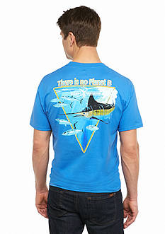Guy Harvey Short Sleeve 'Planet B' Graphic Tee