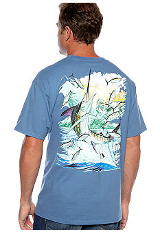 Guy Harvey Island Marlin Tee