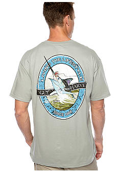 Guy Harvey Lifestyle Label Tee