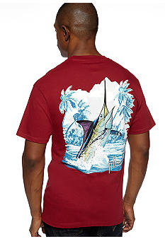 Guy Harvey Island Challenge Pocket Tee