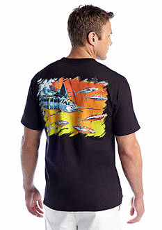 Guy Harvey® Guy Harvey Hot Topic Hydro Tee