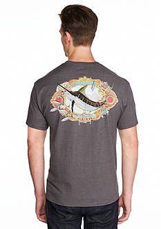 Guy Harvey Santiago Short Sleeve Graphic Tee
