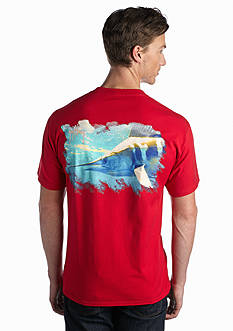 Guy Harvey Glider Short Sleeve T-Shirt