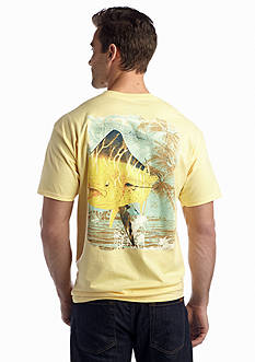 Guy Harvey Jamaica Short Sleeve Tee