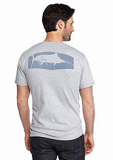 Guy Harvey Short Sleeve Knockout Graphic Tee