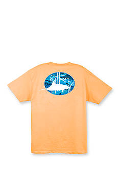 Guy Harvey Short Sleeve The Deep Graphic Tee